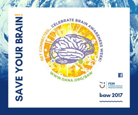 SAVE YOUR BRAIN! - zdjęcie